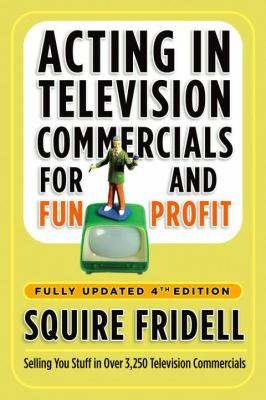 Acting in Television Commercials cover