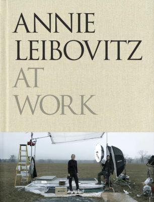 Annie Leibovist at Work cover