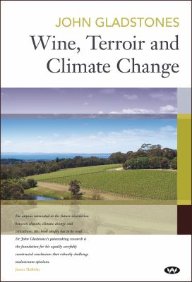 Wine, Terroir, and Climate Change Book Cover