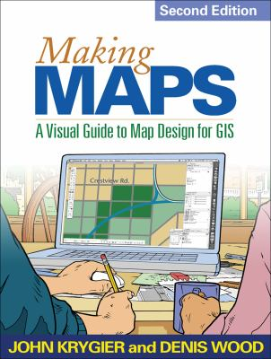 Making Maps book cover