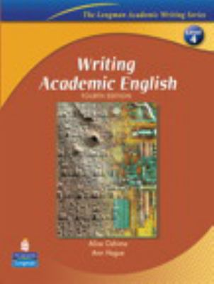 Writing Academic English cover