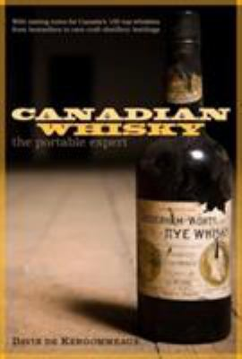 Canadian Whisky:The Portable Expert Book Cover