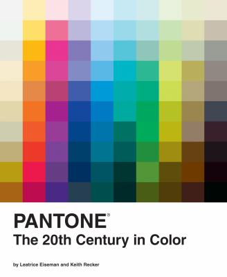 Pantone's  History of Color in the Twentieth Century cover