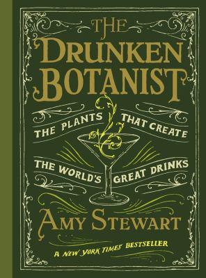 The Drunken Botanist Book Cover