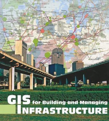 GIS for building book cover