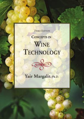 Concepts in Wine Technology Book Cover