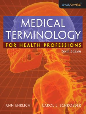 Medical Terminology For Health Professions Book Cover