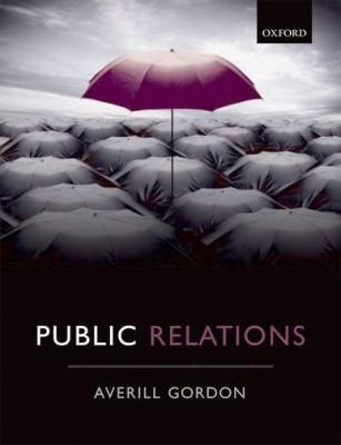 Public Relations cover
