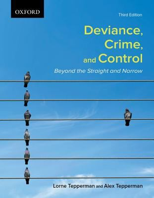 Deviance, crime, and control cover
