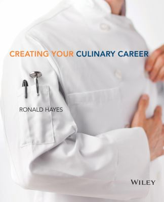 Creating Your Culinary Career Book Cover