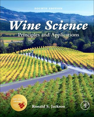 Wine Science : Principles And Applications Book Cover