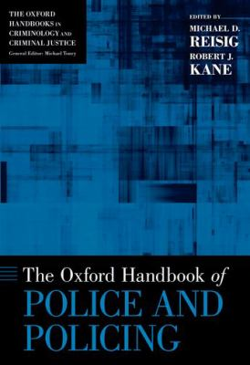 Oxford Handbook Of Policing cover