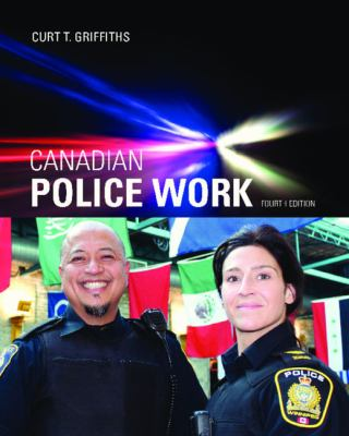 Canadian Police Work cover