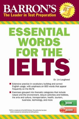 Essentials Words for the IELTS cover
