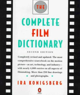 The Complete Film Dictionary cover