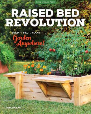 Raised Bed Revolution book cover