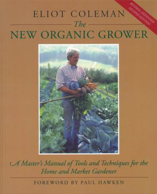 New Organic Gardener book cover