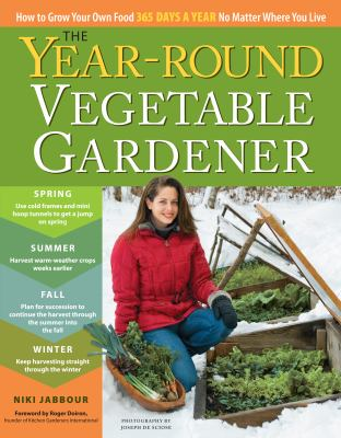 Year Round Vegetable book cover