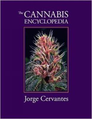 Cannabis Encyclopedia book cover
