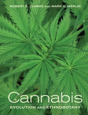 Cannabis Evolution and Ethnobotany book cover