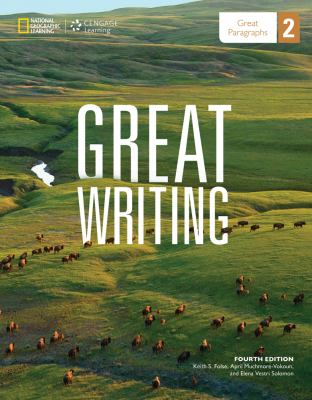 Great Writing 2: Great Paragraphs cover