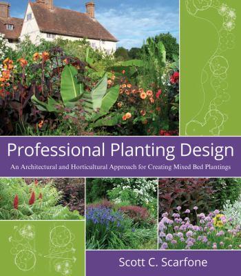 Professional Planting Design book cover