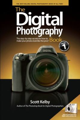 The Digital Photography Book cover